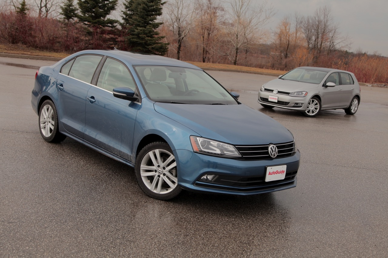 2015 volkswagen golf vs 2015 volkswagen jetta. Black Bedroom Furniture Sets. Home Design Ideas
