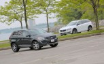 2015 Volvo XC60 vs Volvo V60 Cross Country