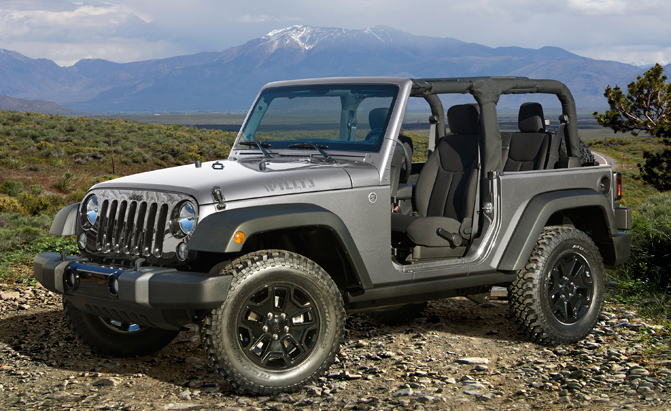 Next-Gen Jeep Wrangler Stays 'True to its Current Form ...