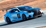 Wild New Lexus RC F GT to Tackle Pikes Peak