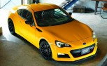 Subaru BRZ tS Arrives in Japan With STI Goods