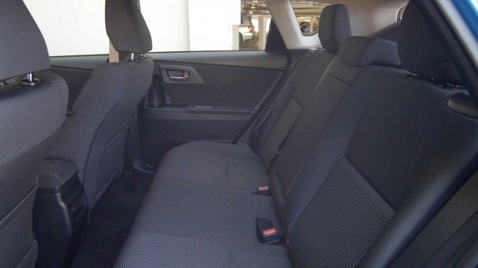 2016 Sion iM Back Seat 01