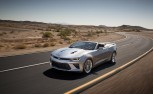 Redesigned 2016 Camaro Convertible Revealed