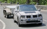2017 Volkswagen Tiguan Spotted in the Wilds of Europe