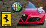 New Alfa Romeo Four-Door to get Ferrari Engine