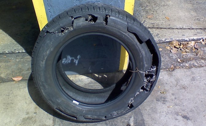 Car Tire Repair