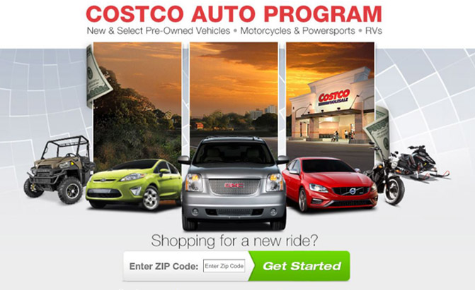 Did You Know Costco Sells Cars?