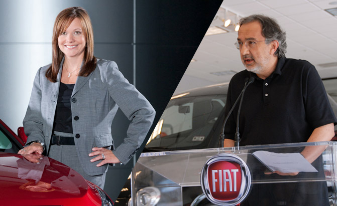 marchionne tries to merge with gm » autoguide news