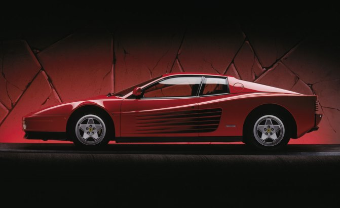 Top 10 Best European Sports Cars Of The 80s 187 Autoguide