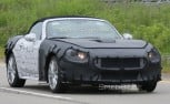 2017 Fiat 124 Spider Spied for the First Time