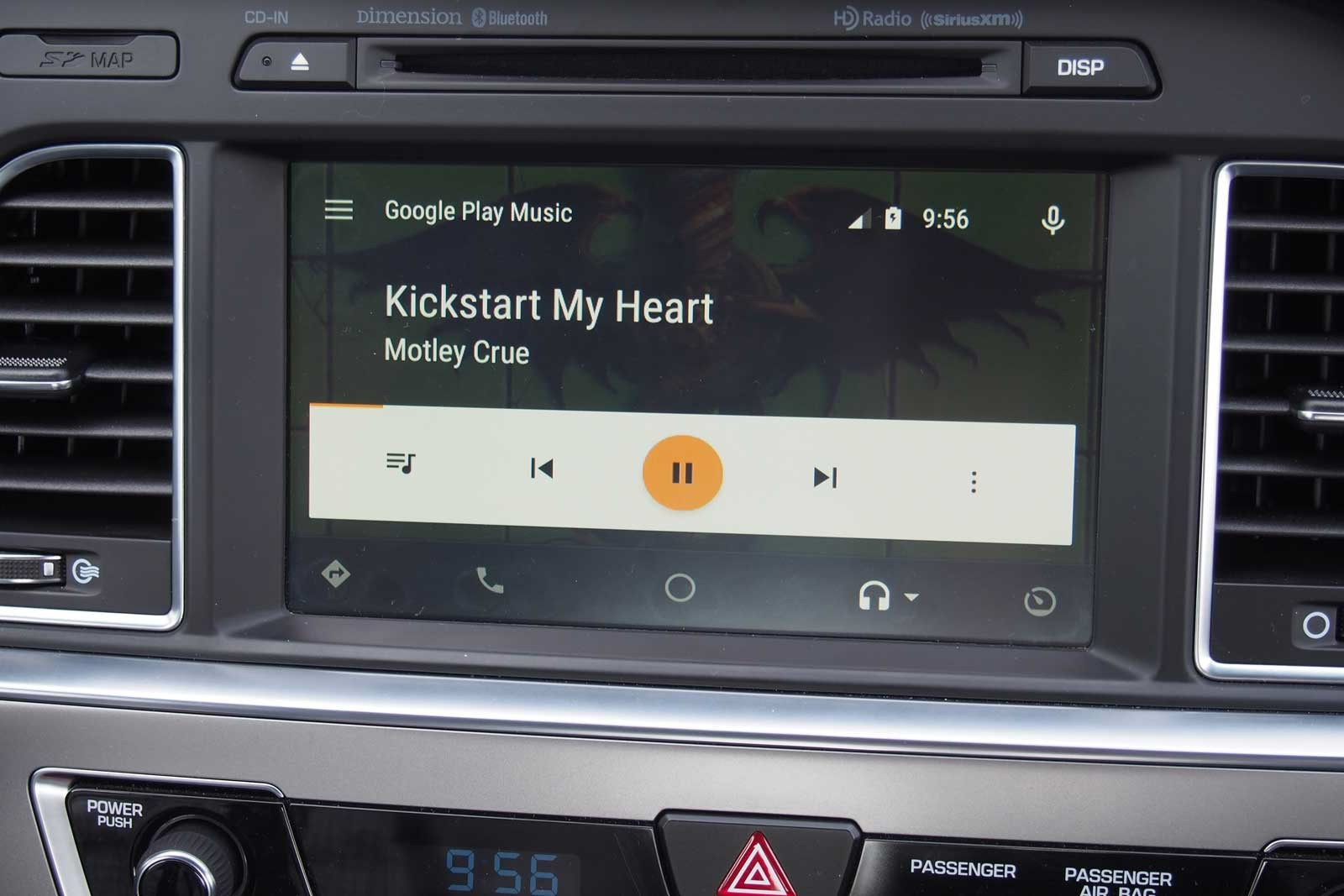 Hyundai Android Auto 07 Hands On with Android Auto AutoGuidecom