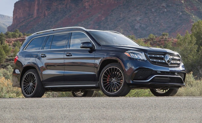 Top 10 Most Expensive SUVs » AutoGuide.com News