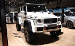 Mercedes G500 4×4 Squared Heading to Production