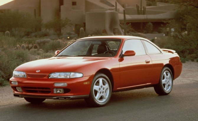 Perfect 10. Nissan 240SX. Itu0027s A Japanese Sports Car ...