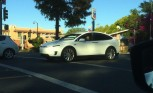 Tesla Model X Crossover Spotted Once Again