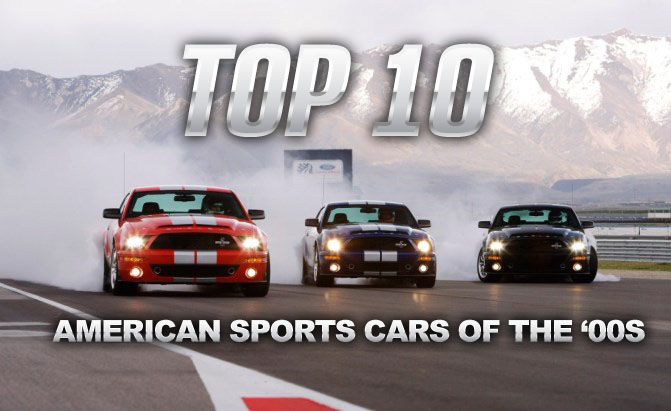 Top 10 American Sports Cars Of The 2000s