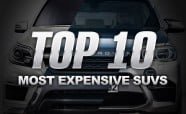 Top 10 Most Expensive SUVs