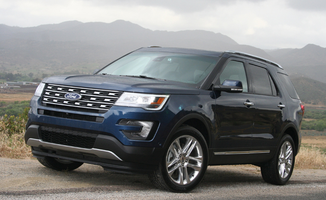 2016 Ford Explorer Review - AutoGuide.com
