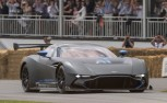 Watch the Aston Martin Vulcan in Action for the First Time Ever