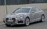 2017 Audi S5 Spied Roaming Streets of Europe