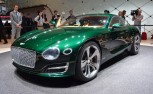 Bentley Split Between Speed 6 and Compact SUV