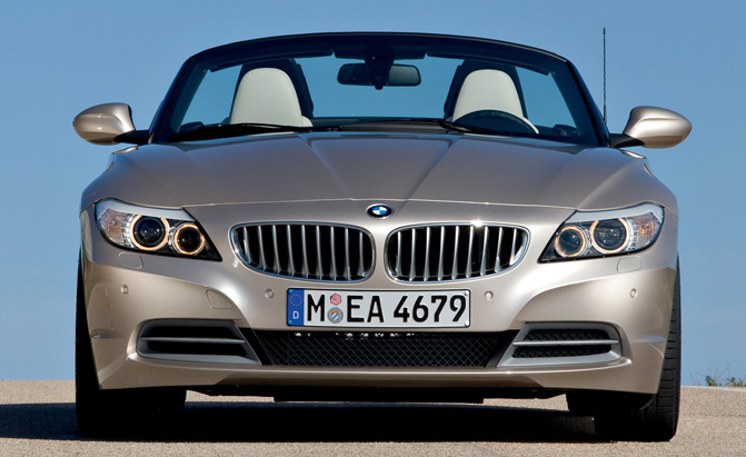 Bmw Z2 Axed Before It Becomes A Reality