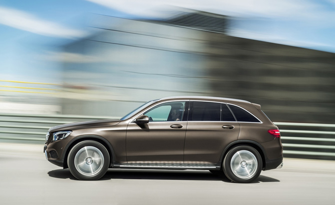 11 Things You Need to Know About the 2016 Mercedes GLC » AutoGuide