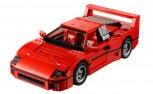 LEGO Ferrari F40 is a Sexy Pile of Bricks
