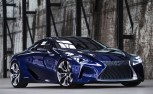 Lexus SC Nameplate Being Revived in 2017