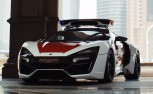 Lykan HyperSport Joins Abu Dhabi Police Fleet