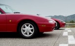 2016 Mazda MX-5 Miata Pitted Against Original Miata