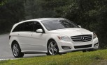Mercedes R-Class Could Return in Some Markets