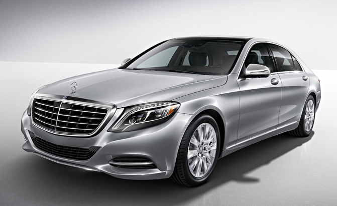 mercedes benz s550 plug in hybrid priced same as gas model