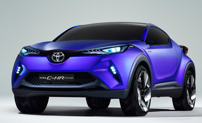 toyota prius suv reportedly in development. Black Bedroom Furniture Sets. Home Design Ideas