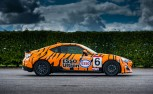 Toyota GT86 Dressed in Retro Liveries for Festival of Speed
