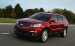 GM Recalls 780K Crossovers for Falling Liftgates