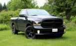 2015 Ram 1500 Black Express Review