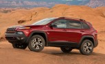 Jeep Cherokee Won't Lose its Styling in Refresh