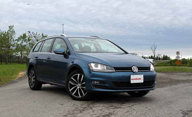 2016 VW Golf Lineup Awarded IIHS Top Safety Pick Plus  AutoGuide