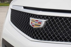 2016 Cadillac ATS-V Grille 02