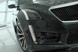 2016 Cadillac CTS-V Head Light 01