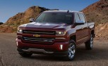 2016 Chevy Silverado Revealed with Fresh Face, New Tech