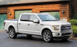 Ford F-150 Goes Luxury with New Limited Trim