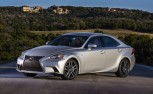 2016 Lexus IS Details Unveiled, Turbo Makes 241 HP