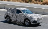 2018 Audi Q5 Spied Testing for the First Time