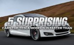 5 Surprising Cars the 'Ludicrous' Tesla Model S Would Beat in a Drag Race