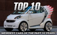 Top 10 Weirdest Cars of the Past Decade