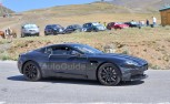 Aston Martin DB11 Spied Hot Weather Testing