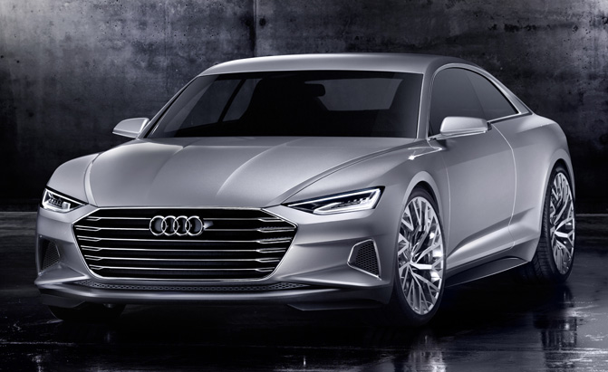 Audi A9 E Tron All Electric Flagship To Arrive By 2020 Autoguide