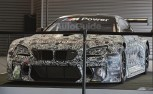BMW M6 GT3 Race Car Spied Ahead of Official Reveal